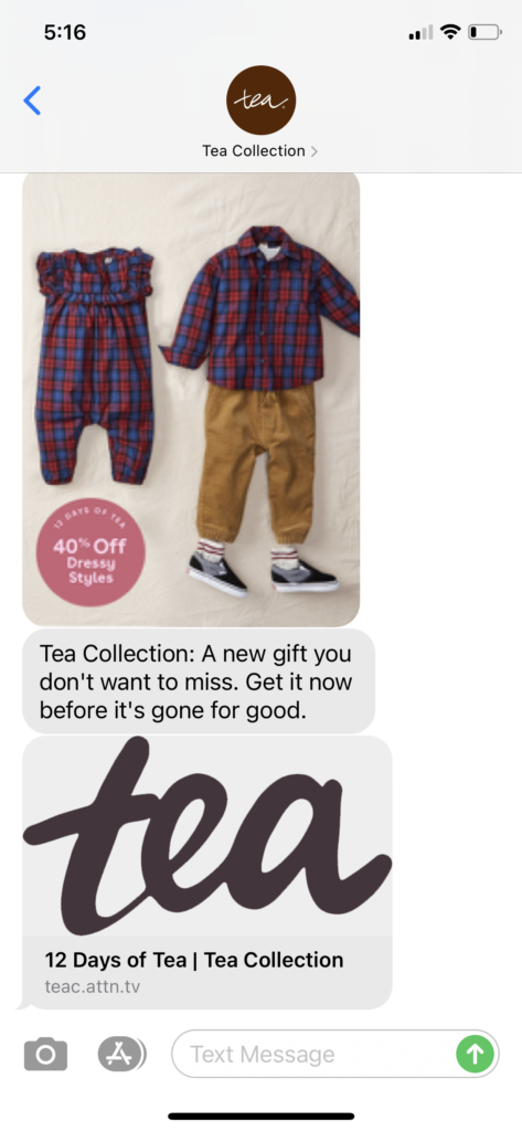 Tea Collection Text Message Marketing Example - 11.17.2020.PNG